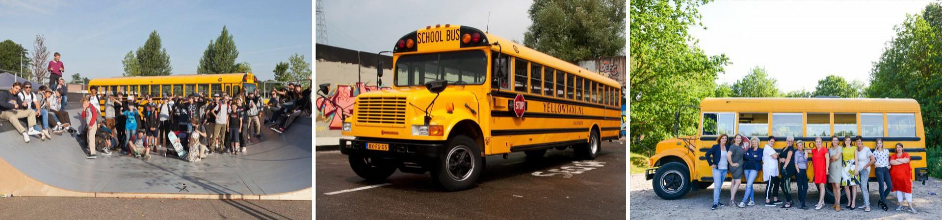 American schoolbus